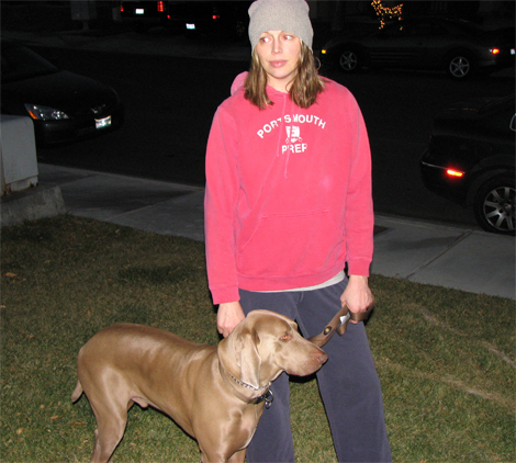 Kirsten and boris