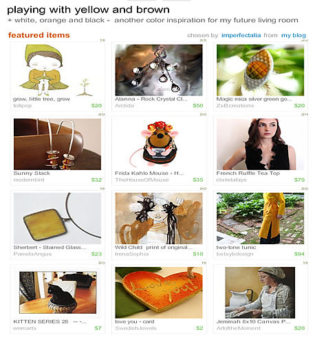 Etsy Front Page 3