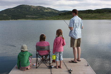 Fishingfamily