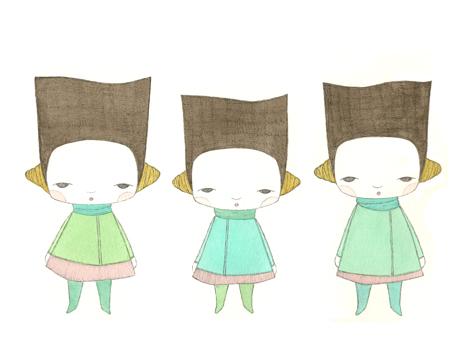 The copenhagen sisters