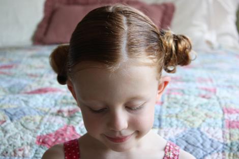 Tollipop hair