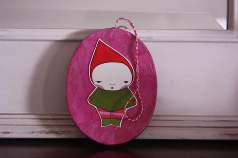 Ornamentpink