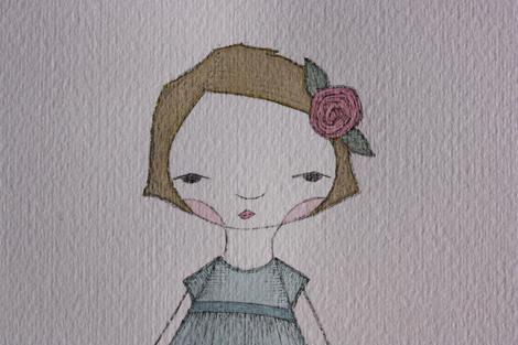 Hundred dresses #12 eloise