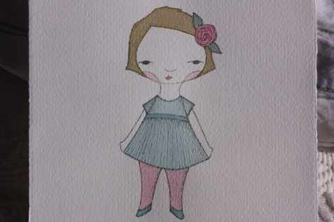 Hundred dresses #12 eloise full