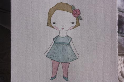 Hundred dresses #12 eloise full