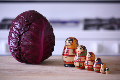 Red cabbage d