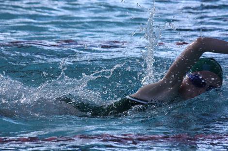 Swim team b