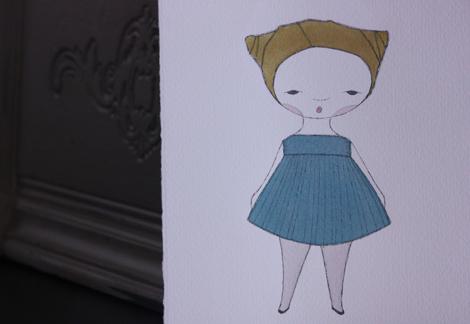 Hundred dresses hesperia b