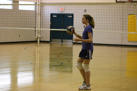 Volleyball a