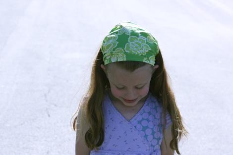 Summer scarf d