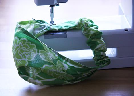Head scarf a