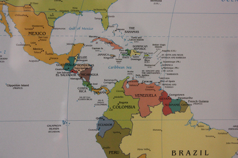 Map aa