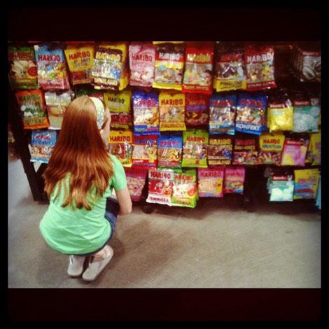 Favorite weekend candies