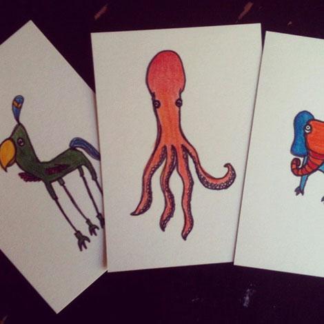 Quick octopus