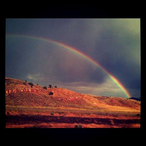 Utah vb rainbow