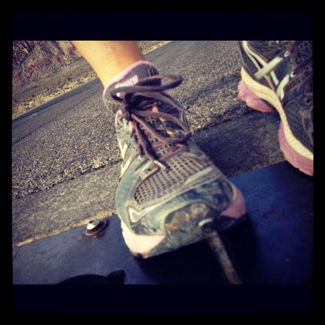 Cure shoes