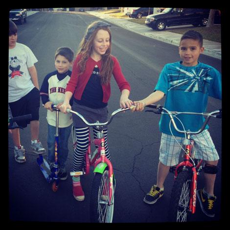 J'adore la bicyclette b