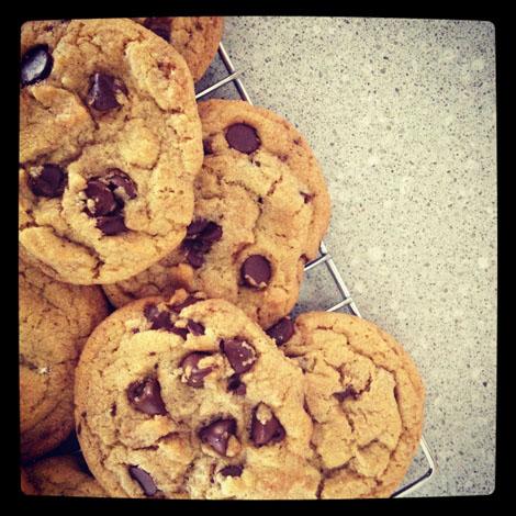 Sounds like home cookies