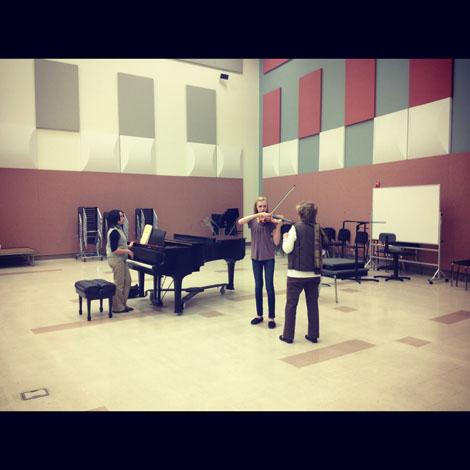 Mtna rehearse