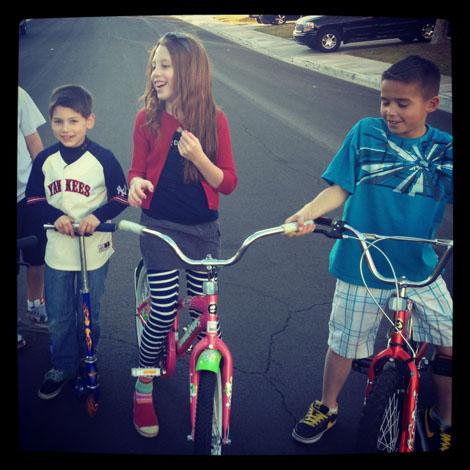 J'adore la bicyclette