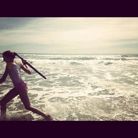 Beach izzy