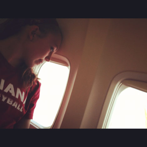 Indiana plane