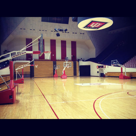 Indiana gymnasium