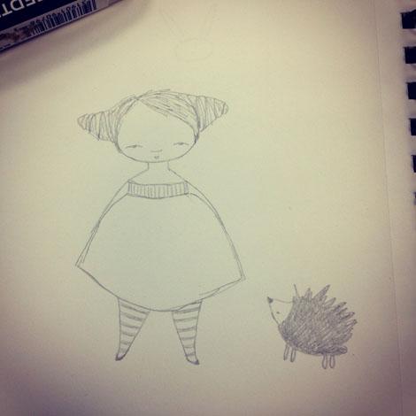Vitali sketch