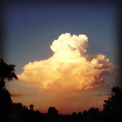 Oh boy cloud