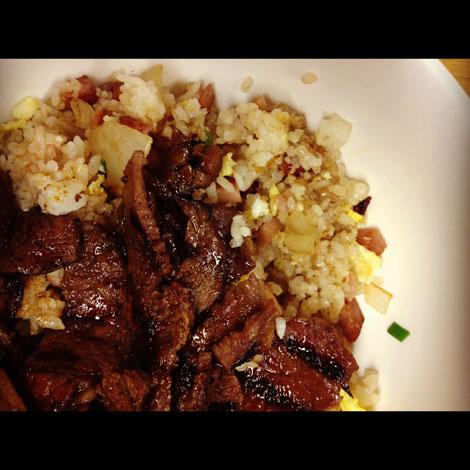 Island style beef
