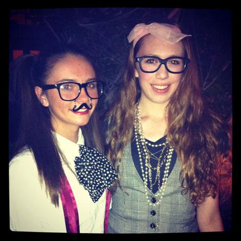 Boo nerdies