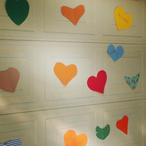 Xo hearts