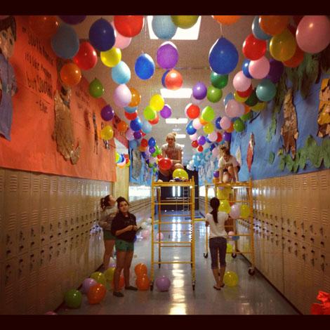 31 balloons