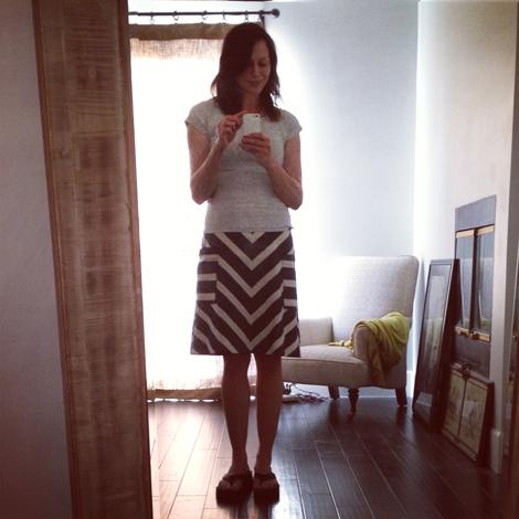 Skirt a
