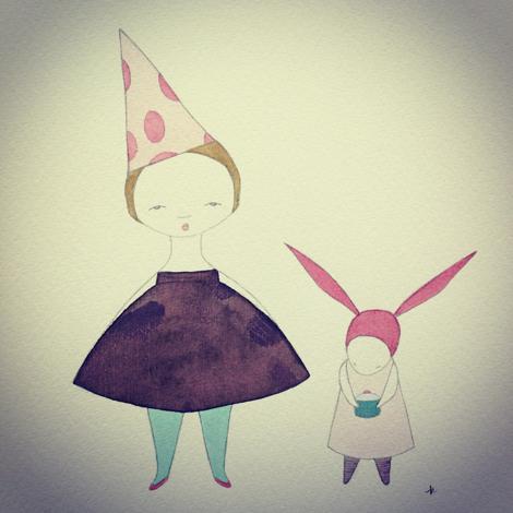 Kickstarter party girl