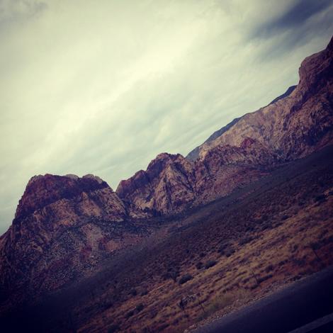 Thinking desert