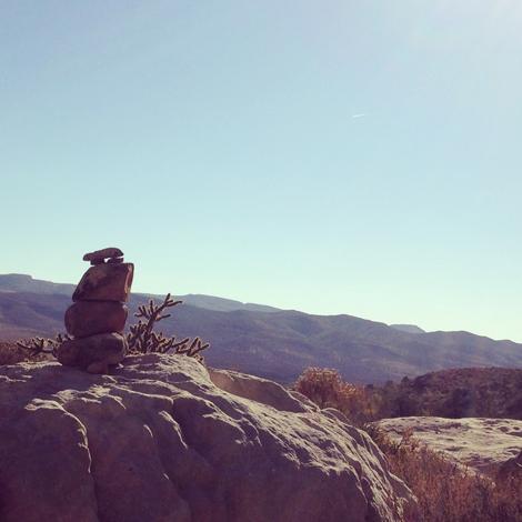 Norsie lookout