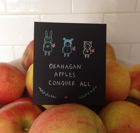 Ok apples
