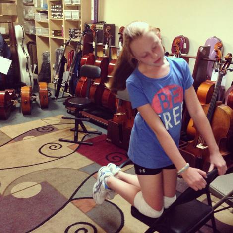 Cellogirl